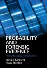 Omslag - Probability and Forensic Evidence