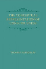 Omslag - The Conceptual Representation of Consciousness