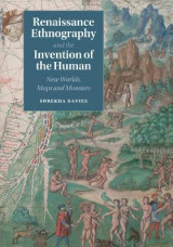 Omslag - Renaissance Ethnography and the Invention of the Human