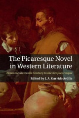 Omslag - The Picaresque Novel in Western Literature