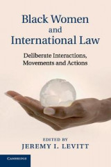 Omslag - Black Women and International Law
