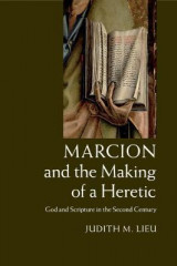 Omslag - Marcion and the Making of a Heretic