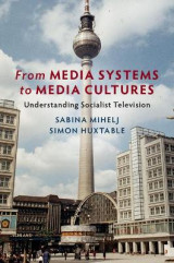 Omslag - From Media Systems to Media Cultures