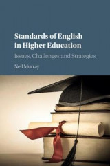 Omslag - Standards of English in Higher Education