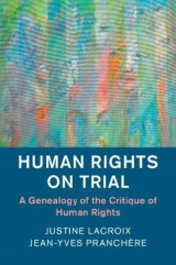 Omslag - Human Rights on Trial