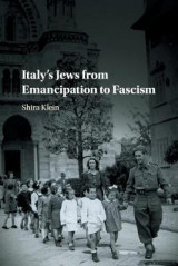 Omslag - Italy's Jews from Emancipation to Fascism