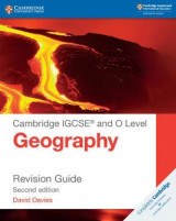 Omslag - Cambridge IGCSE (R) and O Level Geography Revision Guide