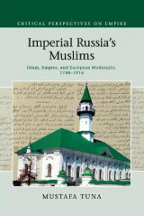Omslag - Imperial Russia's Muslims