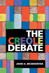 Omslag - The Creole Debate