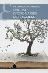 Omslag - The Cambridge Companion to English Dictionaries