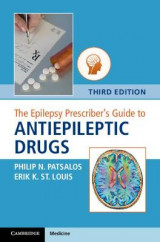 Omslag - The Epilepsy Prescriber's Guide to Antiepileptic Drugs