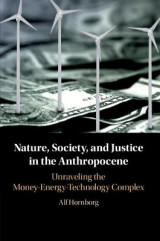 Omslag - Nature, Society, and Justice in the Anthropocene