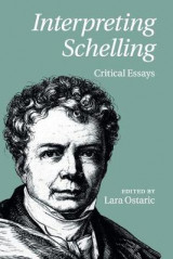 Omslag - Interpreting Schelling