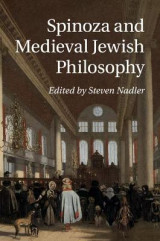 Omslag - Spinoza and Medieval Jewish Philosophy