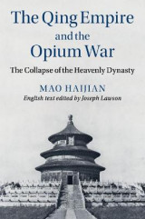 Omslag - The Qing Empire and the Opium War