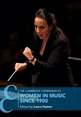 Omslag - The Cambridge Companion to Women in Music since 1900