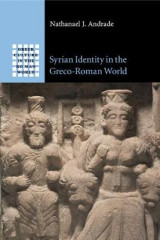 Omslag - Syrian Identity in the Greco-Roman World