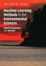 Omslag - Machine Learning Methods in the Environmental Sciences
