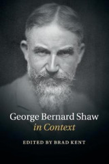 Omslag - George Bernard Shaw in Context