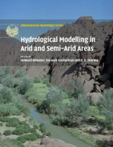 Omslag - Hydrological Modelling in Arid and Semi-Arid Areas