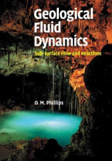 Omslag - Geological Fluid Dynamics