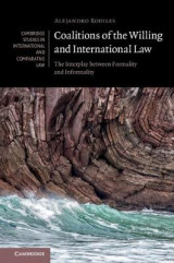 Omslag - Coalitions of the Willing and International Law