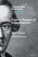 Omslag - Kant's Power of Imagination