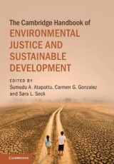 Omslag - The Cambridge Handbook of Environmental Justice and Sustainable Development