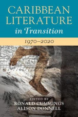 Omslag - Caribbean Literature in Transition, 1970-2020: Volume 3