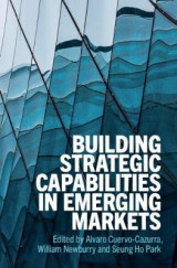 Omslag - Building Strategic Capabilities in Emerging Markets