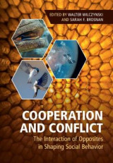 Omslag - Cooperation and Conflict