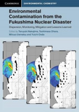 Omslag - Environmental Contamination from the Fukushima Nuclear Disaster
