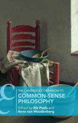 Omslag - The Cambridge Companion to Common-Sense Philosophy