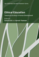 Omslag - Ethical Education