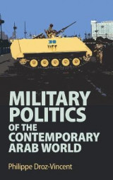 Omslag - Military Politics of the Contemporary Arab World