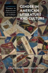 Omslag - Gender in American Literature and Culture