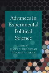 Omslag - Advances in Experimental Political Science