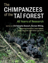 Omslag - The Chimpanzees of the Tai Forest
