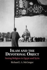 Omslag - Islam and the Devotional Object
