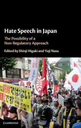 Omslag - Hate Speech in Japan
