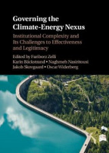 Omslag - Governing the Climate-Energy Nexus