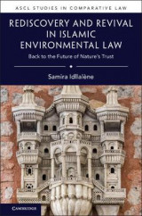 Omslag - Rediscovery and Revival in Islamic Environmental Law