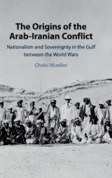 Omslag - The Origins of the Arab-Iranian Conflict