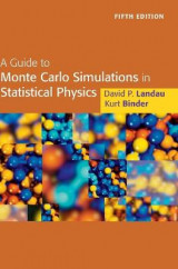 Omslag - A Guide to Monte Carlo Simulations in Statistical Physics