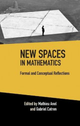 Omslag - New Spaces in Mathematics: Volume 1