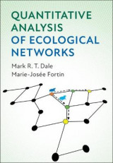 Omslag - Quantitative Analysis of Ecological Networks