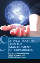 Omslag - Global Mobility and the Management of Expatriates