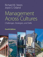 Management across Cultures av Joyce S. Osland og Richard M. Steers (Innbundet)