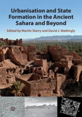 Omslag - Urbanisation and State Formation in the Ancient Sahara and Beyond