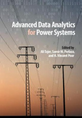 Omslag - Advanced Data Analytics for Power Systems